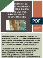 4clase Administracic3b3n de Lc3adquidos Parenterales Factor Goteo