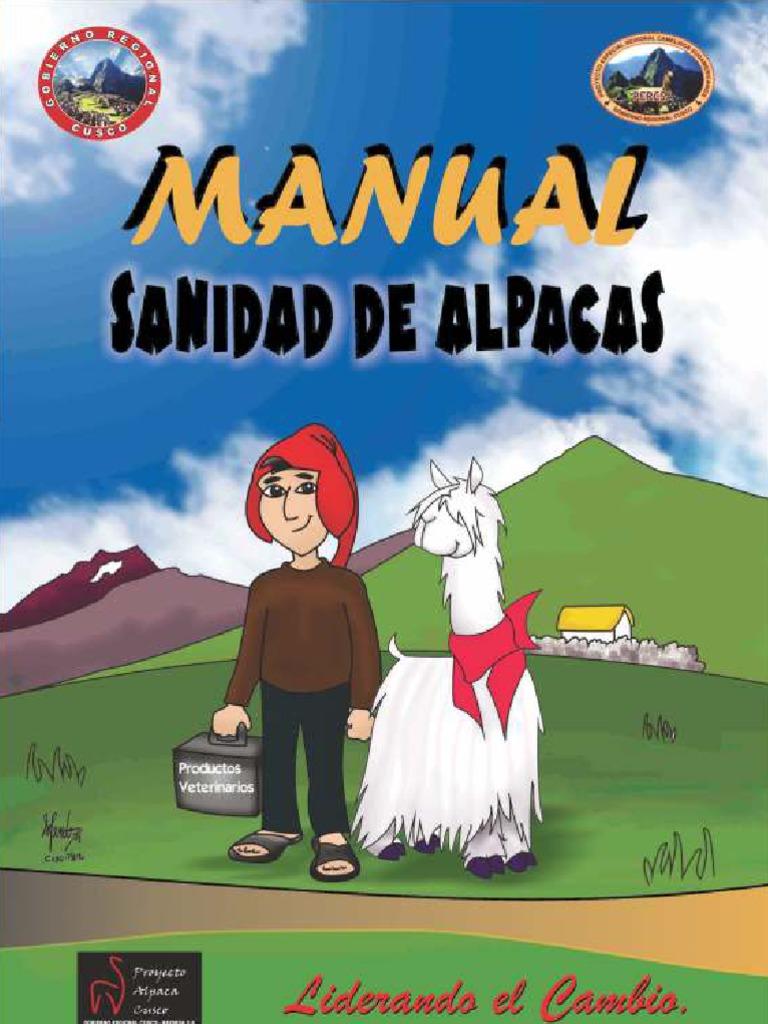 Manual de juzgamiento de alpacas