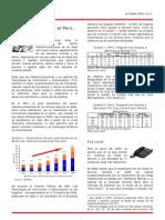 Reporte de Alterna Peru - La Conectividad en el Perú 2009