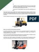 Los montacargas son máquinas sumamente útiles en trabajo industrial y de transporte de mercancías