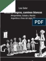 31603167 Andares Negros Caminos Blancos