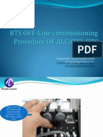 Bts Commissioning Alcatel Lucent