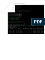 Fedora 16 - NTP Server _ Server World