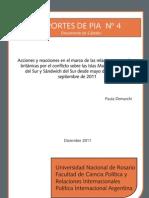 Aportes PIA Nro4-DeMARCHI Paula-Acciones y Reacciones en Las Relaciones Arg-brit Conflicto Malvinas