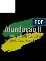 Afundação II - Uma biografia de corrupção