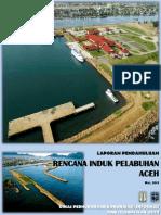 Rencana Induk Pelabuhan Aceh 2013