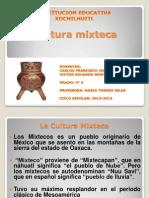 Cultura Mix Teca