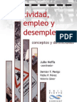 Neffa Julio Cesar - Actividad Empleo Y Desempleo