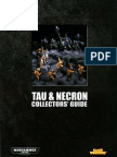 Tau and Necron Collector's Guide