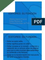 EDITORES - SU FUNCIÓN - zolezzifuncionedit