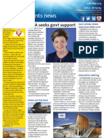 Business Events News for Mon 27 May 2013 - MEA seeks govt support, Govt refutes Glebe Island has fallen over, Sunshine Coast hosts NZ, Getting to know and much more