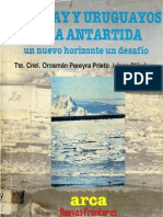 Uruguay y Uruguayos en La Antartida Pereyra - Gliksberg 1994