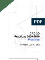 2D_2009_Practicas AUTOCAD