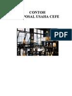 Proposal Bisnis Delicofinet Cafe