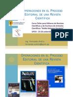 PROCESO EDITORIAL de UNA REV CIENT - ArditooperacionesenProcesoEditorial