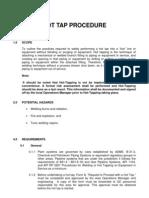 Hottap Procedure