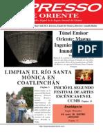 Expresso de Oriente 27 de Mayo Del 2013