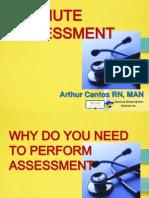 5 Minute Assessment