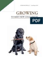 Guide Dogs Annual Report 2010