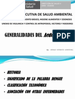 Generalidades Aedes