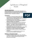 Interpreting Indicators of Rangeland Health