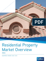 India Residential Property Market Overview May 2013