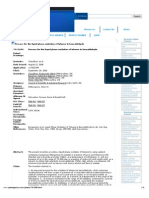 Process for the Liquid Phase Oxidation of Toluene to Benzaldehyde - Patent # 7411099 - PatentGenius