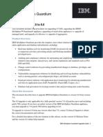 IBM InfoSphere Guardium V7-To-V8 Upgrade Guide_2011!07!06
