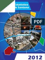 Anuário Estatístico de Feira de Santana 2012_DVD