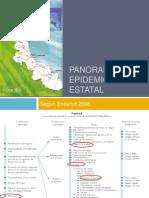epidemiologia sobrepeso estatal