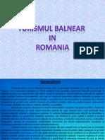 Turism Balnear in Romania