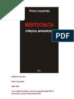 Meritocratia