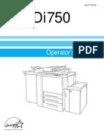 Operator's Manual Euro