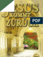 JESUS KOMMT ZURÜCK