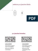 P-n diodes