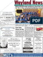 The Wayland News June 2013