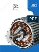 Rolling Bearings in Electrical Motors & Generators