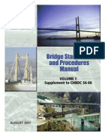 Bridge Standards Manual