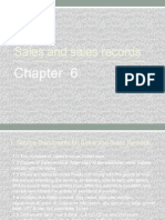 Sales and Sales Records