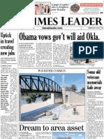 Times Leader 05-27-2013