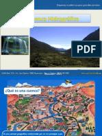 04 Cuencas Hidrograficas 2013-I