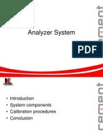Analyzer System