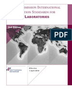 JOINT COMMISSION INTERNATIONAL ACCREDITATION STANDARDS FOR Clinical Laboratories