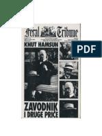 Knut Hamsun - Zavodnik i druge priče
