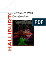 Halliburton-Petroleum Well Construction