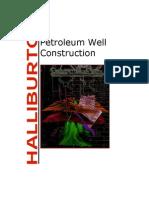 Halliburton-Petroleum Well Construction