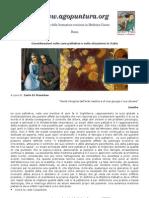 Considerazioni Sulle Cure Palliative 2009