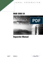 2.Separator Manual