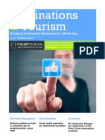 Destinations Tourism Marketing Turistico n.12