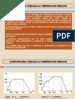 CAP. 4-COMPORTAREA O+óELULUI LA TEMPERATURI RIDICATE